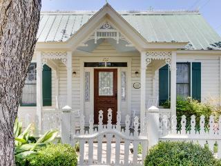 Victorian home w/ a porch & lawn, in the historic district! - Fredericksburg vacation rentals
