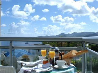 Romantic modern condo with beautiful ocean views - Simpson Bay vacation rentals
