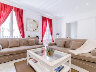 LARGE TWO-BEDROOMS APARTMENT - Barcelona vacation rentals