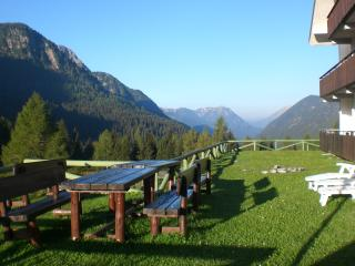 Dolomiti, apartment for summer, beautiful hikes - Moena vacation rentals