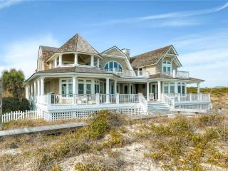 Lovely House with Internet Access and Fireplace - Bald Head Island vacation rentals