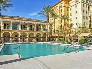Breathtaking 2BR Las Vegas Condo w/Private Balcony, Wifi & Access to Endless Resort-Style Amenities - Just Minutes from the Strip & Bountiful Renowned Attractions! - Las Vegas vacation rentals
