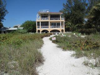 Beautiful luxury beach front condominium - Anna Maria vacation rentals
