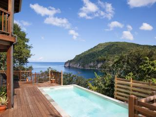 Ocean View Villa, Deshaies, Guadeloupe - Deshaies vacation rentals