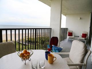 Oceanfront Penthouse Unit With Double Wide Balcony - Cape Canaveral vacation rentals