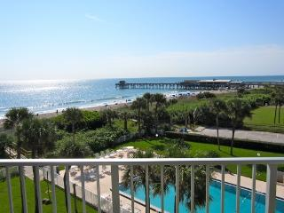 ** Direct Oceanfront PENTHOUSE ** At The Pier - Cocoa Beach vacation rentals