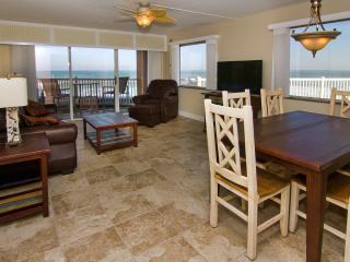 AMAZING Oceanfront views - Corner Unit - Renoavted - Satellite Beach vacation rentals