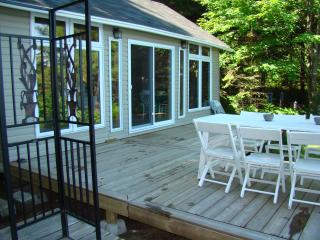 Beautiful 1 bedroom Kearney Cottage with Television - Kearney vacation rentals