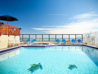 SPRINGBREAK 1 BDR OCEANFRONT CONDO & BIKE WEEK - Daytona Beach vacation rentals