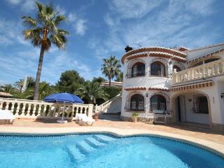 Rondel - sea view villa with private pool in Costa Blanca - La Llobella vacation rentals