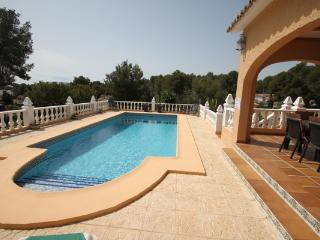 Sofia - holiday home with private swimming pool in Moraira - Moraira vacation rentals