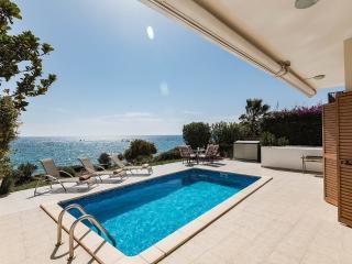 Seafront 3 bdr Villa Rozalia in Coral Bay - Paphos vacation rentals