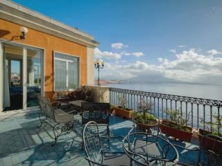 """Splendid Belvedere"" attico di fronte al Vesuvio - Naples vacation rentals"