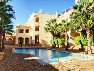 beautifull holiday duplex just across the sea - Villaricos vacation rentals