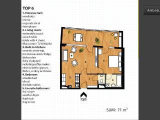 Top 6 - Modern Apartment in Vienna - Vienna vacation rentals