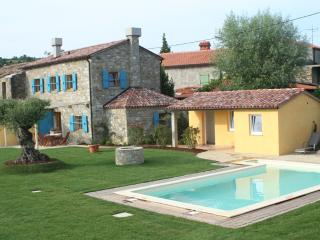 Villa Lavanda - Istrian stone house with a pool - Fijeroga vacation rentals