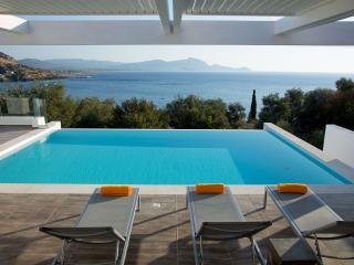Luxury Sunset 1 villa private pool ideal location - Vlycha vacation rentals