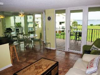 One-bedroom Santa Rosa Dunes 2nd floor condo with views of Sound! - Pensacola Beach vacation rentals