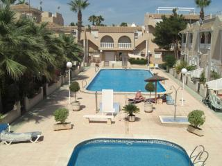 3 bedroom 2 bathroom spacious Penthouse - Los Alcazares vacation rentals