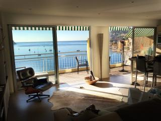 Designer modern apartment with a view ! - Villefranche-sur-Mer vacation rentals