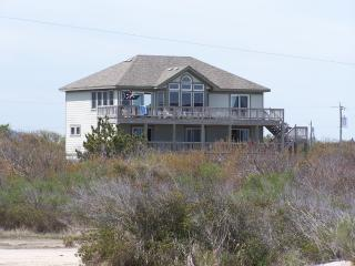 Secluded beach house located in the 4 Wheel Drive - Carova Beach vacation rentals