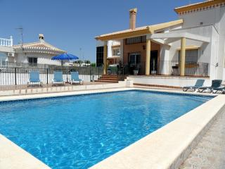 3 Bedroom Air- Con Pool Villa La Marina PV304 - La Marina vacation rentals