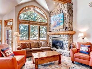 Perfectly Located Breckenridge 4 Bedroom Walk to lift - EL406 - Breckenridge vacation rentals