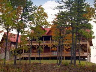 Breathtaking Blue Ridge Mountain Log Cabin - Dobson vacation rentals