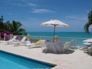 Charming 2 Bedroom Oceanfront Villa with Pool on Chalk Sound - Ocean Point vacation rentals