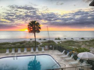 Gulf Breeze Condo - Beachfront with Pool - Indian Rocks Beach vacation rentals