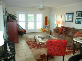 Ocean View 2 Bedroom Condo.  Ground Floor - Saint Simons Island vacation rentals