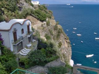 Villa Vittoria - right above the sea - Praiano vacation rentals