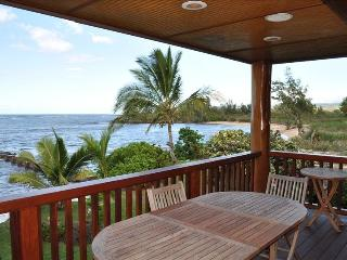 Bali Style Oahu Hawaii Oceanfront Beach House - Waialua vacation rentals