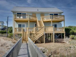 Bright 2 bedroom Emerald Isle House with Internet Access - Emerald Isle vacation rentals