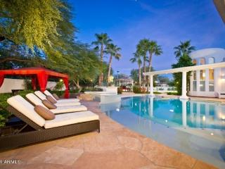 *** SALE*** Luxury 11K sq ft Mansion + Guest home - Paradise Valley vacation rentals