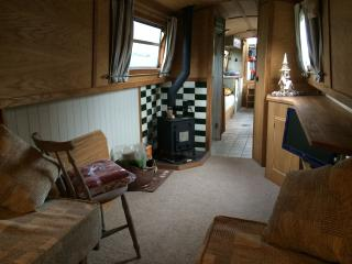 Narrow boat for hire in suffolk - West Row vacation rentals