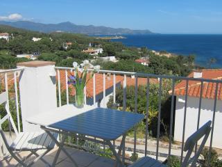 Quiet semi-detached house with stunning sea views - El Port de la Selva vacation rentals