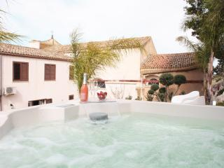 Villa with garden and a spa near San Vito lo Capo - Buseto Palizzolo vacation rentals