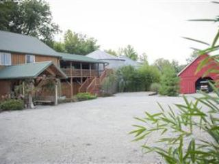 Main Lodge & Blanche House Elk Ridge Ranch - French Lick vacation rentals