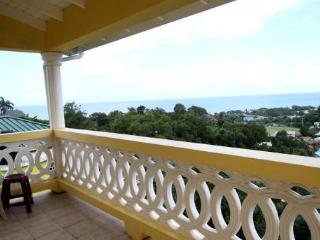 The eloquent family home is situated on the hill - Castries vacation rentals