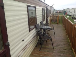 Peacehaven Family Holiday Park Skegness 6 Berth - Burgh le Marsh vacation rentals