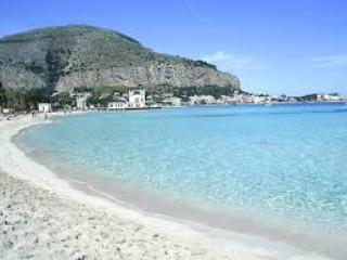 Nice villa  at walking distance from beach - Mondello vacation rentals
