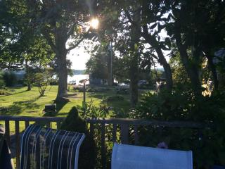 Beach house rental with water views - Mystic vacation rentals