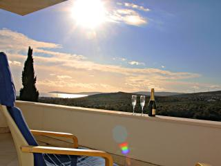 Holiday house Villa with pool nera the Trogir - Trogir vacation rentals