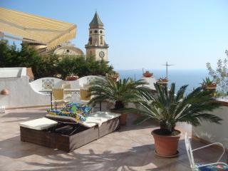Casa Linda- seaview to Capri large terrace parking - Praiano vacation rentals