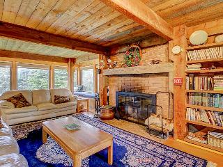 Comfortable hillside home w/ hot tub, shared pool, near forest trails - Sea Ranch vacation rentals