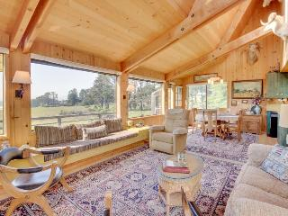 Rustic Sea Ranch home with incredible ocean view, shared pool, & dog-friendly! - Sea Ranch vacation rentals