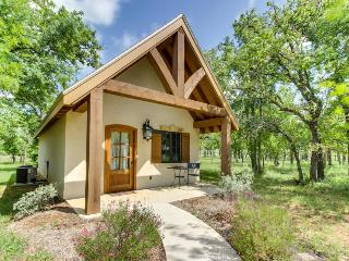 Elegant cottage w/ a private deck, steps from tasting rooms! - Luckenbach vacation rentals
