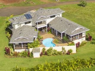 Poipu Beach Estates 4BA, 3.5 BA, Pool, AC 3000sqft - Koloa vacation rentals