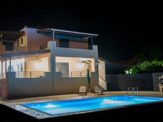 Village villas luxurious 2 level villa,with pool - Kariotes vacation rentals